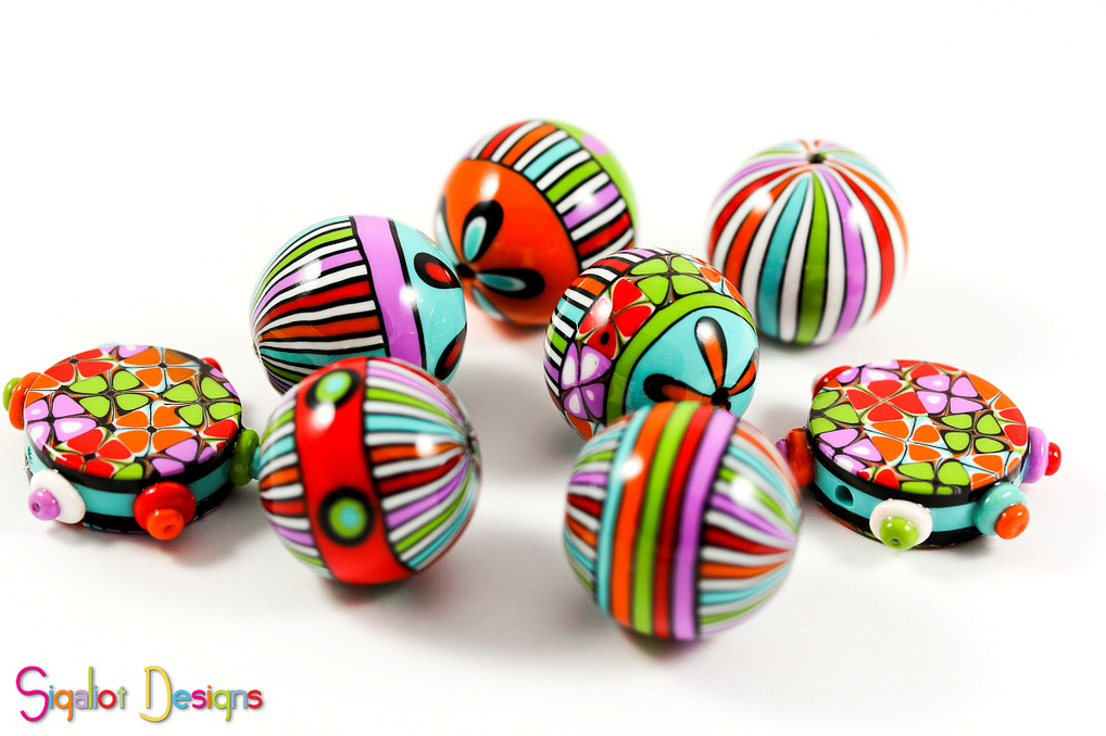 sigalotDesigns beads