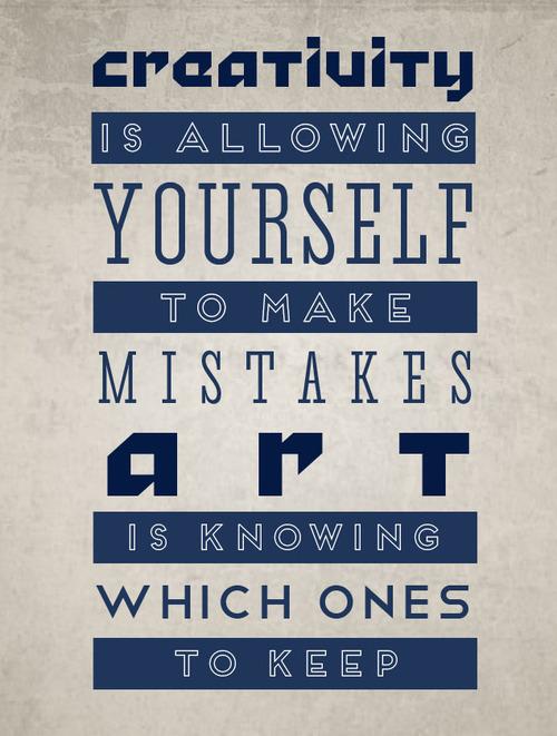 Happy Mistakes