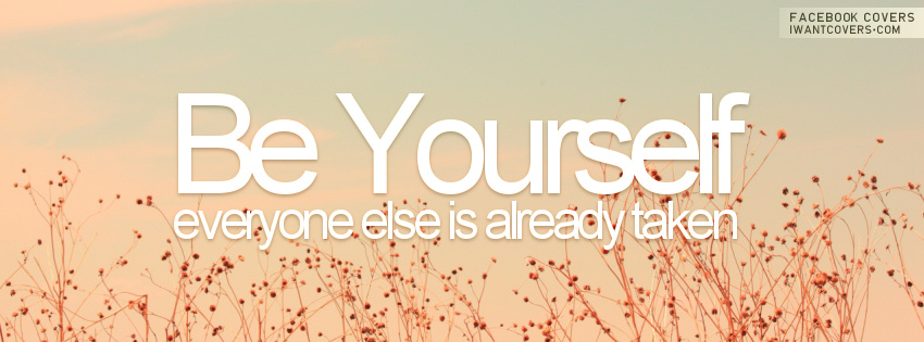 You are the only You