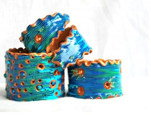 dina kovalkina marine bracelet