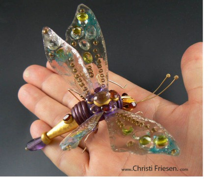 christi friesen dragonfly