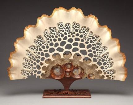 doolittle fan carved