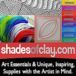 TPA Blog Newsletter Ad ShadesofClay 1014 v2 - Of Pencils & Pastels