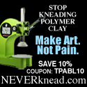 tpa black ad oct 15 - Not Polymer and Not a Gourd so ...
