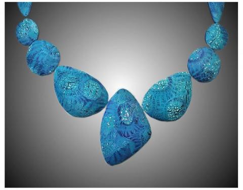 Jan Geisen blue shimmer