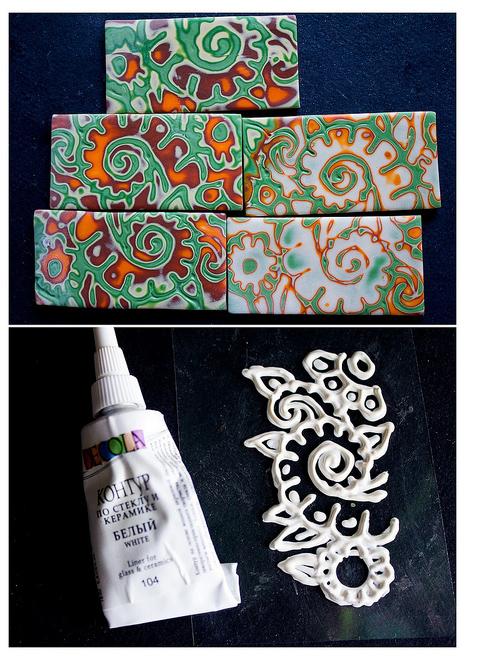 Anna Anpilogova diy texture