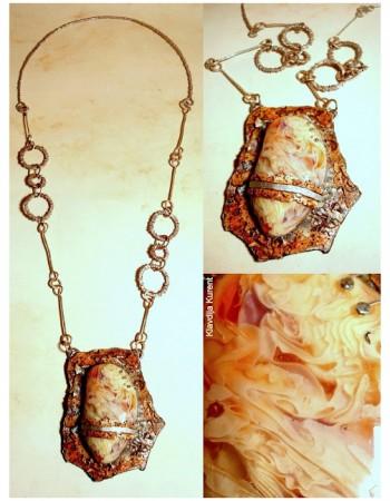 Avgust 20151 Klavdija crystal stone tehcnique