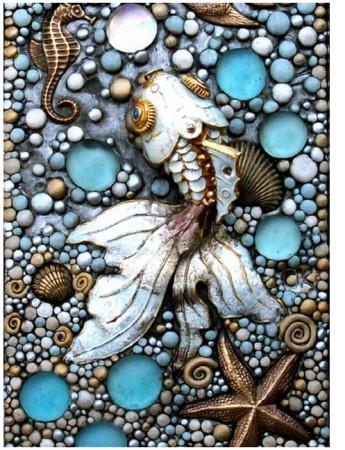 Chris Kapono Goldfish journal