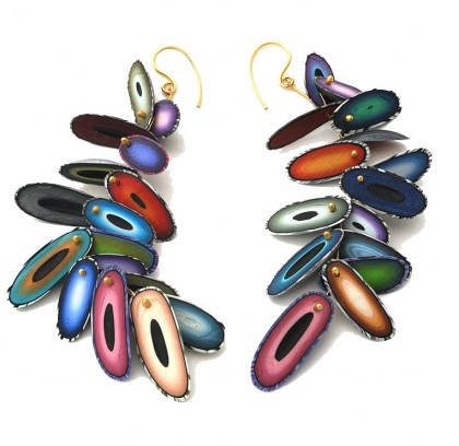 FordFolano Polymer earrings