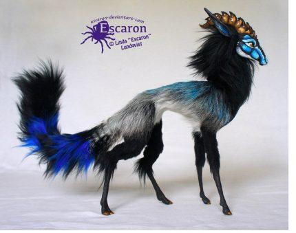 Escaron art doll color and aura 430x339 - Soft and Sleek