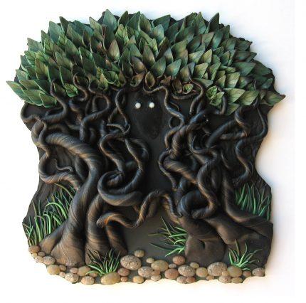 forbidden forest kael mijoy 430x426 - A Spooky Peek